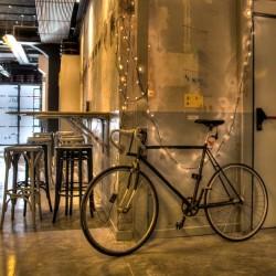 Salón bicicleta