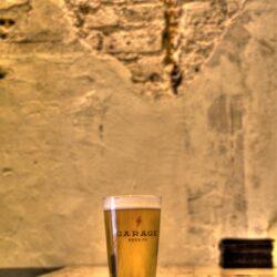texturas de pared en bar