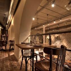 mobiliario restaurante Decoración Restaurante Bodega La Puntual