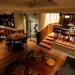 Diseño y decoración restaurante KOA salón inferior 02