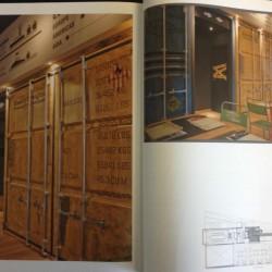 Diseño y decoracion restaurante Los Soprano revista MARU pag 02