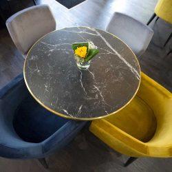 Talisman mesa marmol