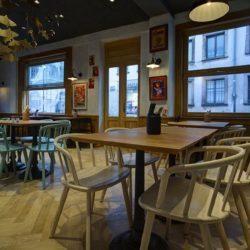 Diseño y decoracion Bar OLA! TAPAS zona galicia