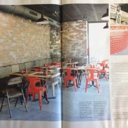 Diseño y decoracion Restaurante Los soprano pagina 03