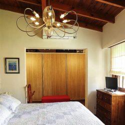 Vista de la habitación principal hacia el vestidor