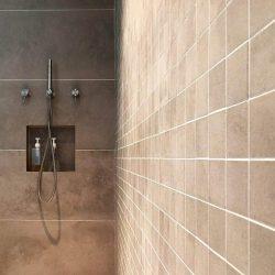 Reforma de baños detalle revestimientos