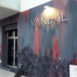 Reforma de restaurante Vandal Palma Da2 Arquitectura fachada