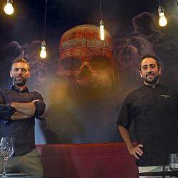 Reforma restaurante Vandal Bernabé y Sebas