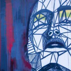 Reforma restaurante Vandal detalle graffiti