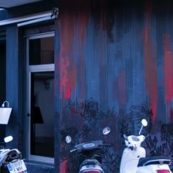 Reforma restaurante Vandal fachada acceso