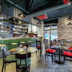 Reforma restaurante Vandal salón 02