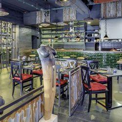 Reforma restaurante Vandal salon 05