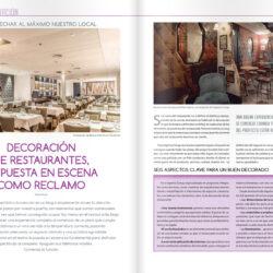 Primeras páginas del reportaje