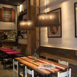 Reforma y Decoración Restaurante El Raco del Aguir vista general