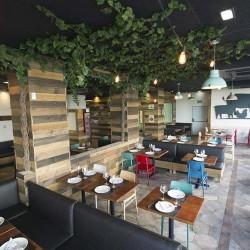 Diseño y decoración restaurante Bovino Gijón