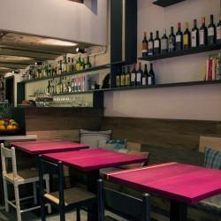 Mesas para restaurante el raco del aguir
