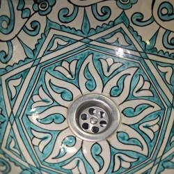 Lavabo estilo andaluz