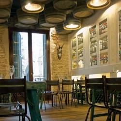 Decoración Restaurante Moderno Este proyecto obtubo premios de diseño