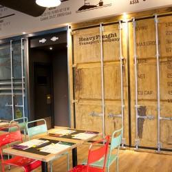 restaurante-los-soprano-Pizzería acceso-baños