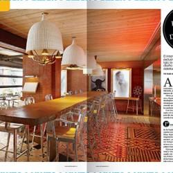 diseño y decoracion restaurante Casa Guinart pag 01