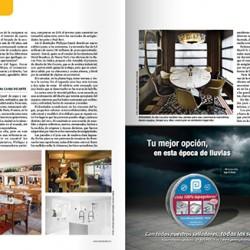 diseño y decoracion restaurante Casa Guinart revista Obras mexico 02