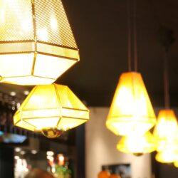 Lámparas para bar Pedro Scattarella