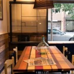 Reforma y Decoración Restaurante El Raco del Aguir DA2 ARQUITECTURA MESA GRUPO