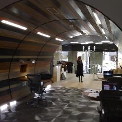 Diseno Y Decoracion Tienda Leds Tunel 02 Da2 Arquitectura - Decoracion-con-leds